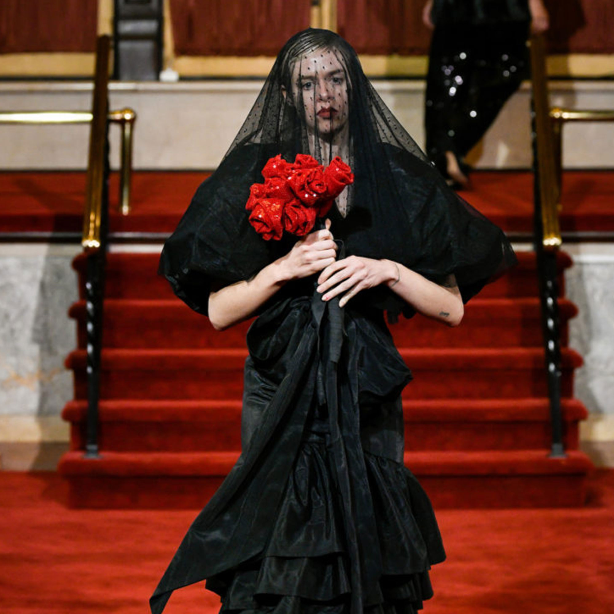 Vaquera's Staged Death of New York City at NYFW – SURFACE