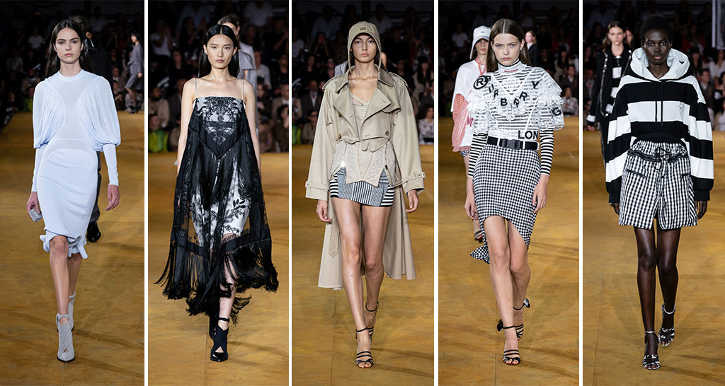 The Cuban Mambo Space Age Prints And Other Highlights From London Fashion Week Spring 2020 Surface