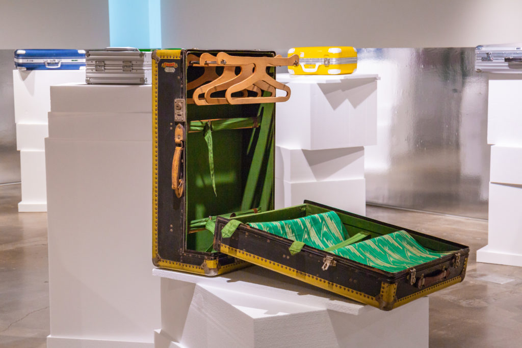 How Rimowa Got its Groove: A Retrospective Debuts at Sotheby's – SURFACE