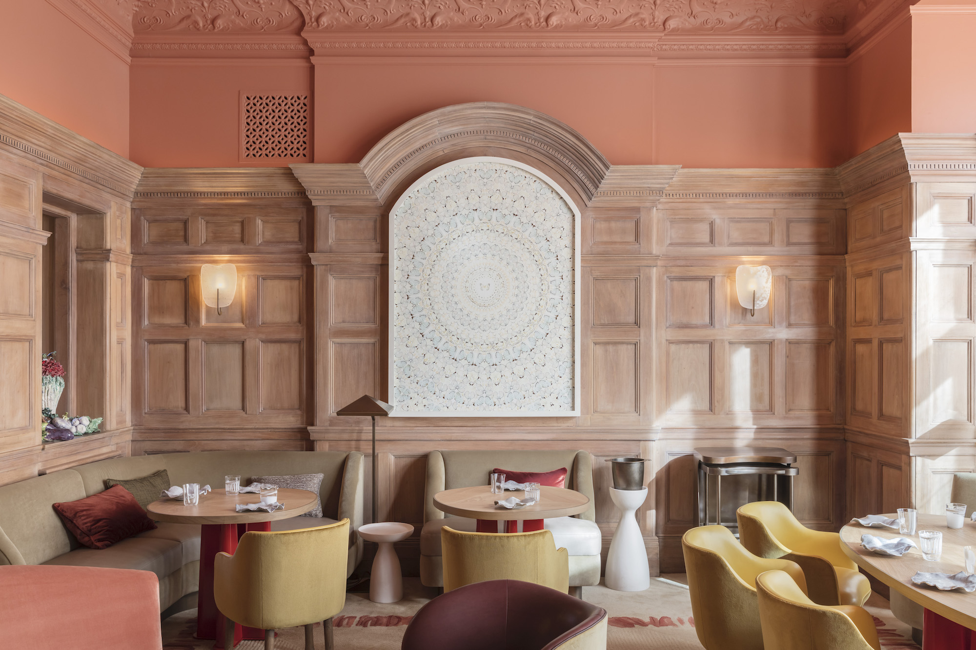 Opening Shot: Hélène Darroze at The Connaught in London, UK – SURFACE