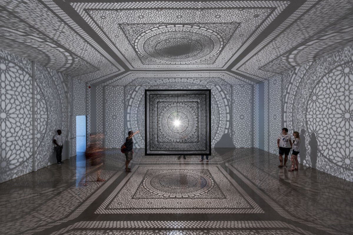 Anila Quayyum Agha: Between Light and Shadow – SURFACE