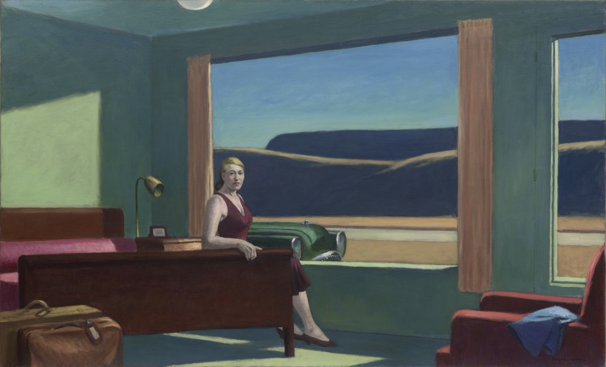 Edward Hopper and the American Hotel – SURFACE