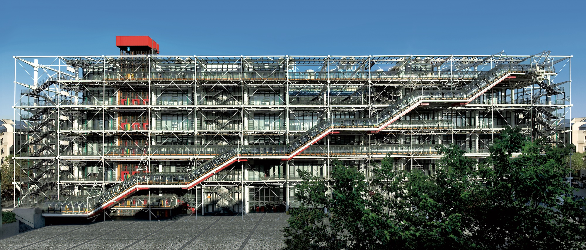 Centre Pompidou to Close, Undergo Four-Year Renovation – SURFACE